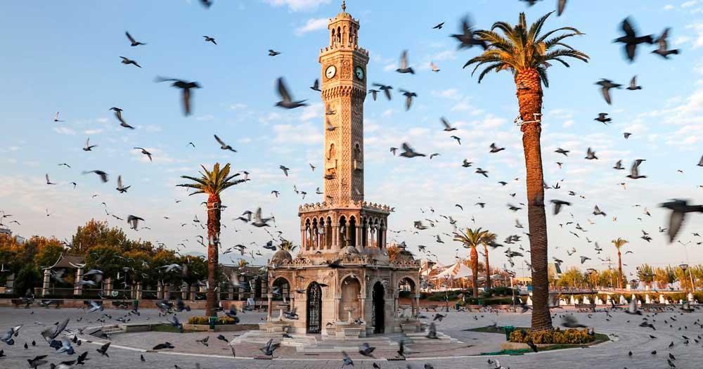 Предвузоская подготовка в Измире, обучение в Измире
