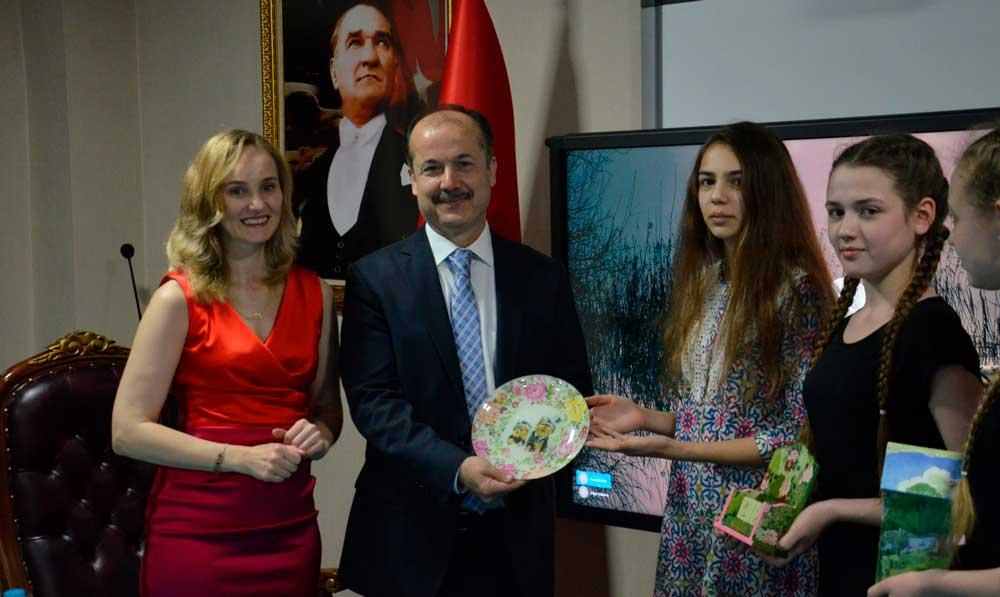 Высшее образование в Турции