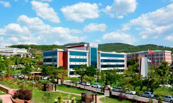 Çanakkale Onsekiz Mart University