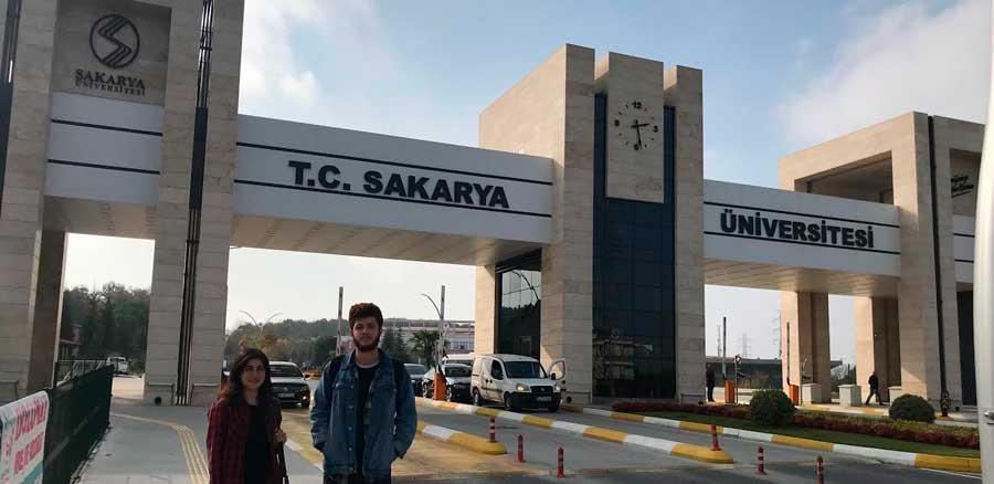 Университет Сакарья (Sakarya University)